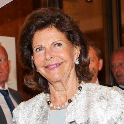 La Reina Silvia de Suecia, una belleza atemporal