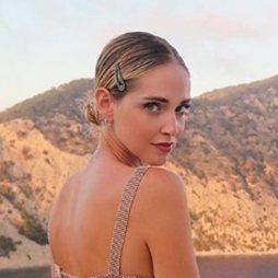 El 'wet hair' de Chiara Ferragni en Ibiza