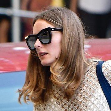 Olivia Palermo confirma el retorno del pelo a capas