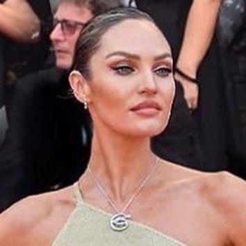 Candice Swanepoel el peinado 'wet' que triunfa en Venecia