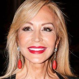La piel impecable de Carmen Lomana
