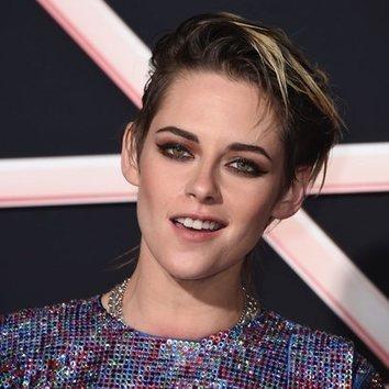 Kristen Stewart siempre fiel a su estilo beauty