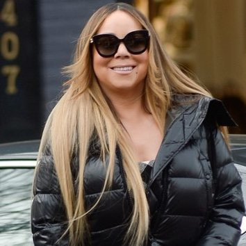 El último beauty look de Mariah Carey delata sus extensiones