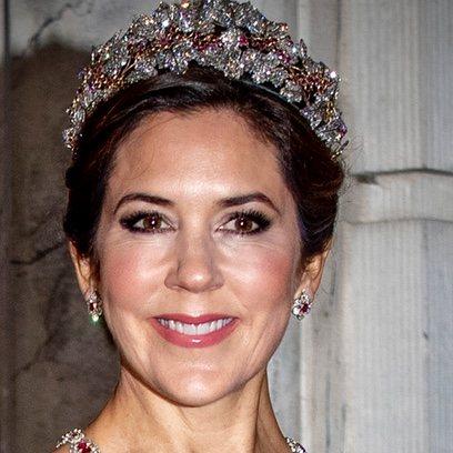 El maquillaje ideal de la Princesa Mary de Dinamarca