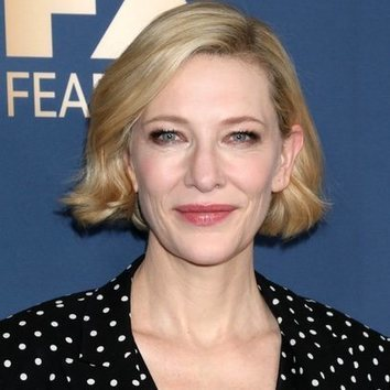 Cate Blanchett se une al natural make up
