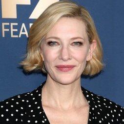 Cate Blanchett se une al natural make up