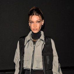Bella Hadid deslumbra con su sofisticado beauty look