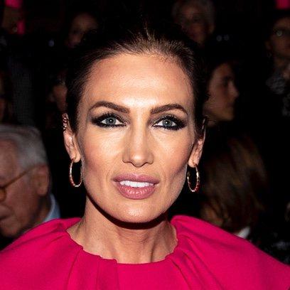 Nieves Álvarez con un beauty look impecable