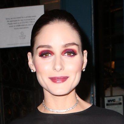 Olivia Palermo se atreve con un sombreado fantasía