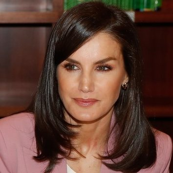 El impecable beauty look de la Reina Letizia