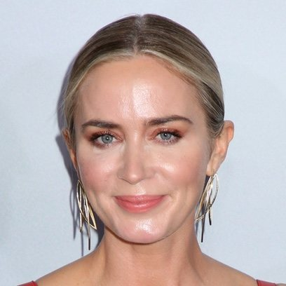 Emily Blunt apuesta por un make up relajado