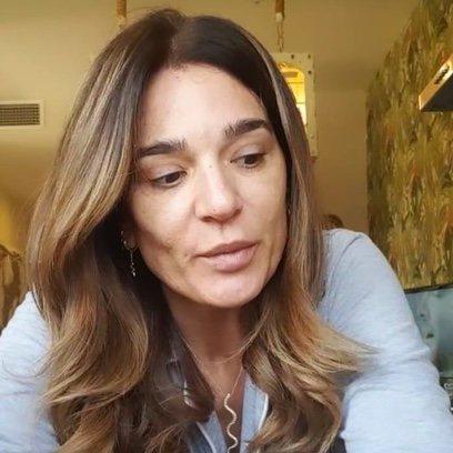 La cara lavada de Raquel Bollo