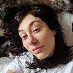 Natalia Ferviú saca su lado más dulce con un natural beauty