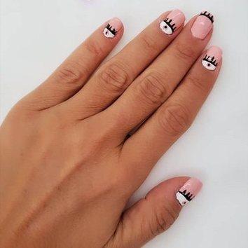 La manicura casera de Paula Echevarría