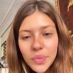 El aspecto más natural de Anita Matamoros