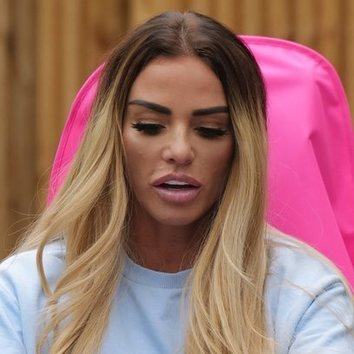 Las mechas californianas de Katie Price