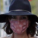 La mirada con mascarilla de Sara Carbonero