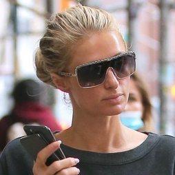 El moño de bailarina de Paris Hilton