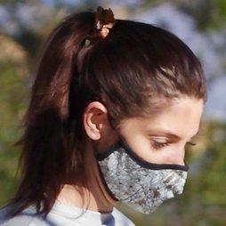 Ashley Greene y el peinado más cómodo para pasear