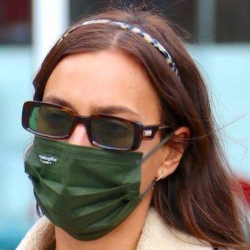Irina Shayk apuesta por la diadema