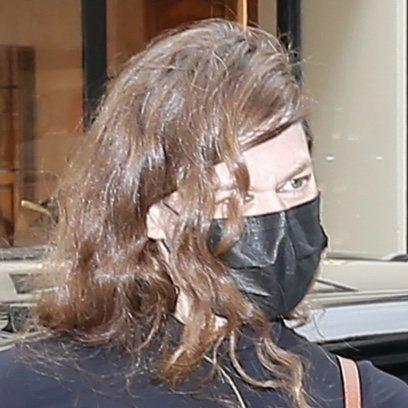 El 'no peinado' de Milla Jovovich
