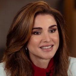 La melena de Rania de Jordania, de 10