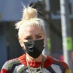 El moño de los recados de Gwen Stefani
